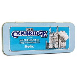 image of Helix Cambridge 9 Piece Maths Set