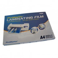 image of ProMaster A4 Laminating Film 100 sheets