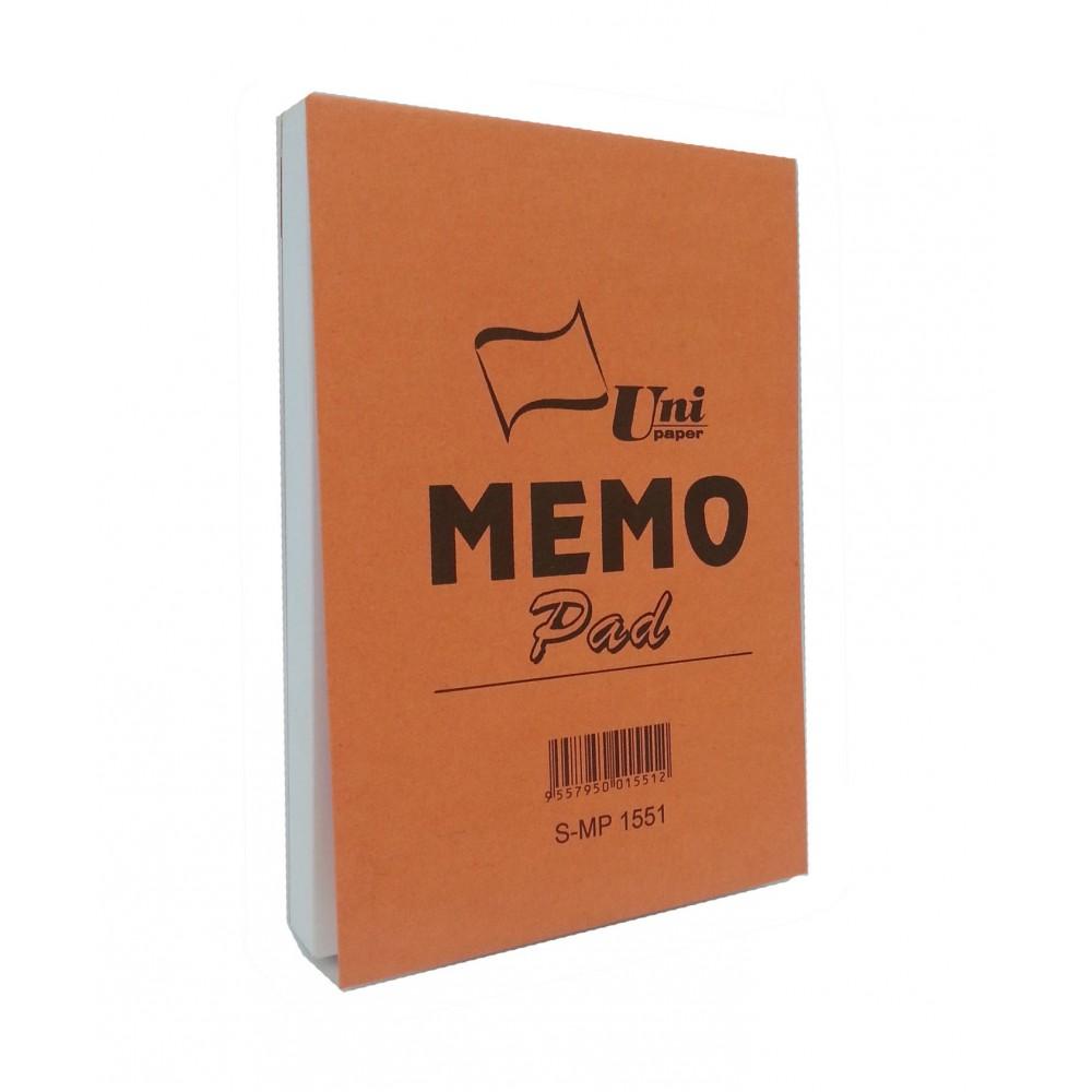 UNI Memo Pad S-MP1551 (5 PCS)