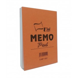 image of UNI Memo Pad S-MP1551 (5 PCS)