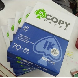 image of IK Copy Photocopy Paper A4 Size (500 Sheets)