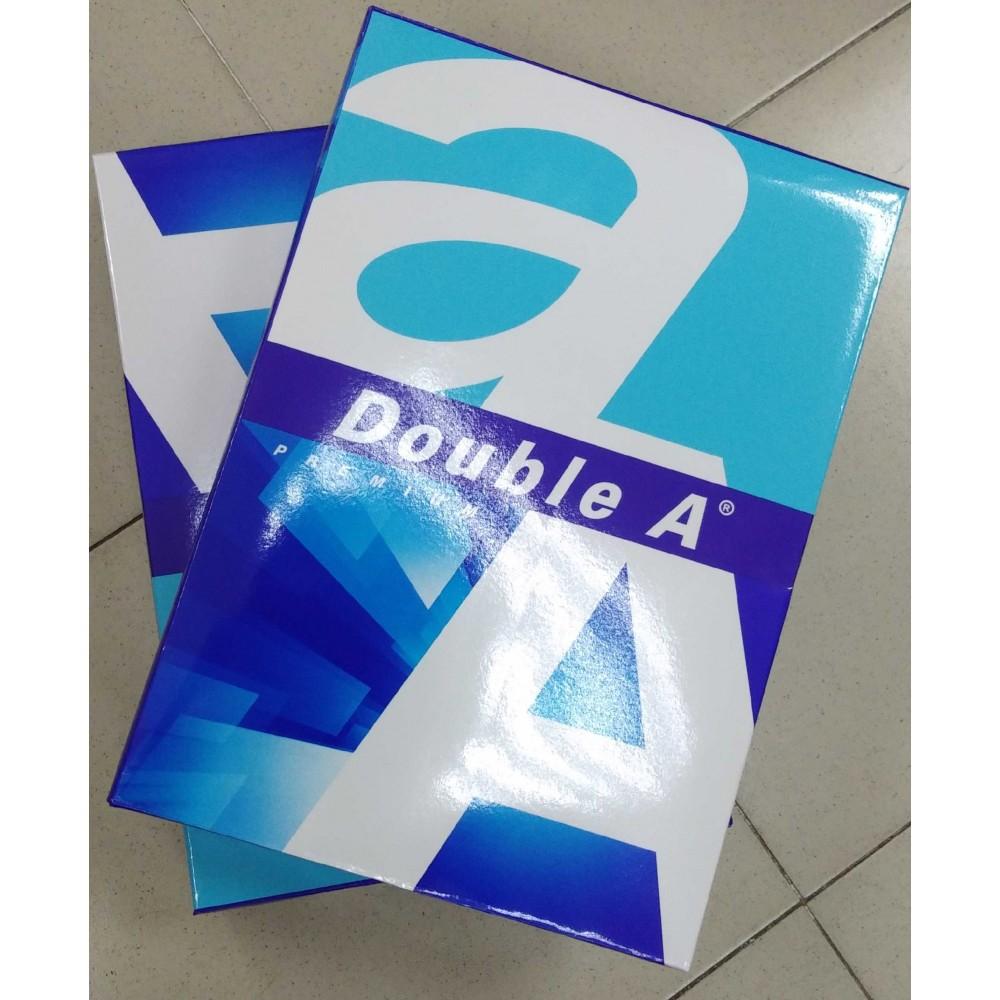 Double A Premium Paper A4 500's (5 in 1l