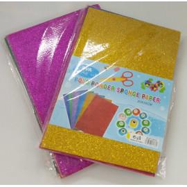 image of Eva Pold Powder Sponge Paper 10's (20 x 30cm)