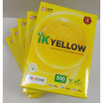 IK Yellow A4 70gsm Paper 500's (5 in 1)