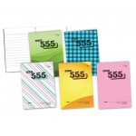555 Notebook 60 pages (10 PCS)