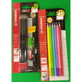 image of Stabilo Exam Grade 2B Writing Pencil