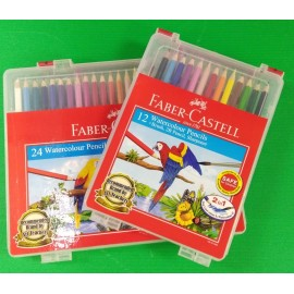 image of Faber-Castell Watercolour Pencils