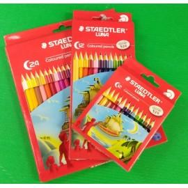 image of Staedtler Luna Coloured Pencils
