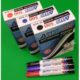 image of Astar Whiteboard Marker 12pcs