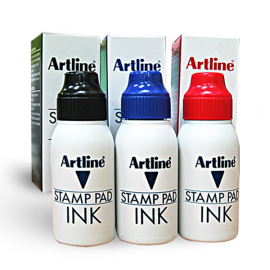 image of ARTLINE STAMP PAD INK 50ML