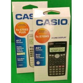 image of CASIO SCIENTIFIC CALCULATOR 570