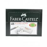 FABER-CASTELL DUST-FREE ERASER 18 87 30D
