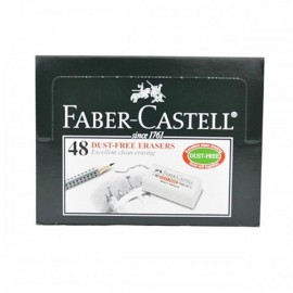 image of FABER-CASTELL DUST-FREE ERASER 18 87 30D