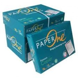 image of PAPER ONE PHOTOCOPY PAPER 70G A4-500'S