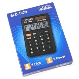 image of CITIZEN CALCULATOR (8 DIGITS) SLD-100N