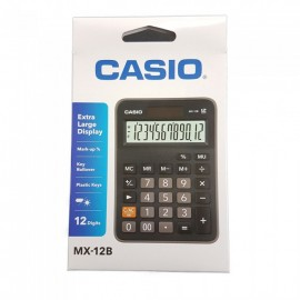 image of CASIO CALCULATOR 12 DIGITS MX-12B