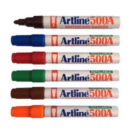 image of ARTLINE WHITE BOARD MARKER 500A