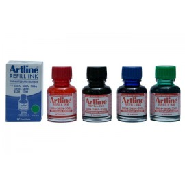 image of ARTLINE WHITE BOARD INK 20ML