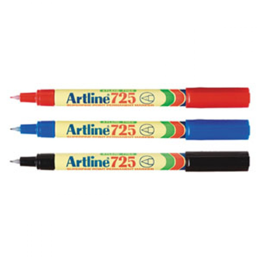 ARTLINE PERMANENT MARKER 725