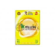 image of IK Yellow B5 70gsm Paper 900's