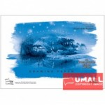 UNI DRAWING PAPER 135G A3-40'S (SDP1404)