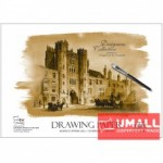 UNI DRAWING PAPER 165G A3-20'S (SDP1655)