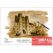 image of UNI DRAWING PAPER 165G A3-20'S (SDP1655)