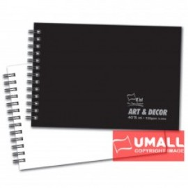 image of UNI ART & DECOR 150G A5-40'S (S2354)