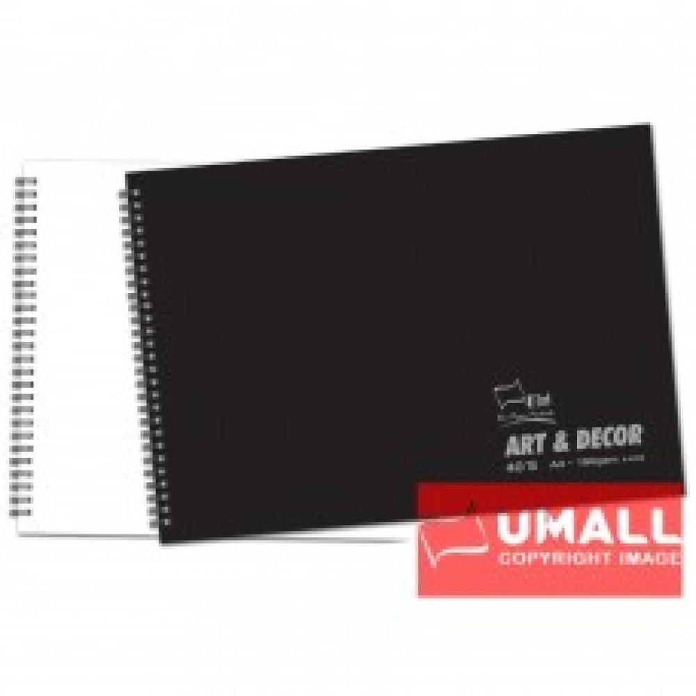 UNI ART & DECOR 150G A3-40'S (S2355)