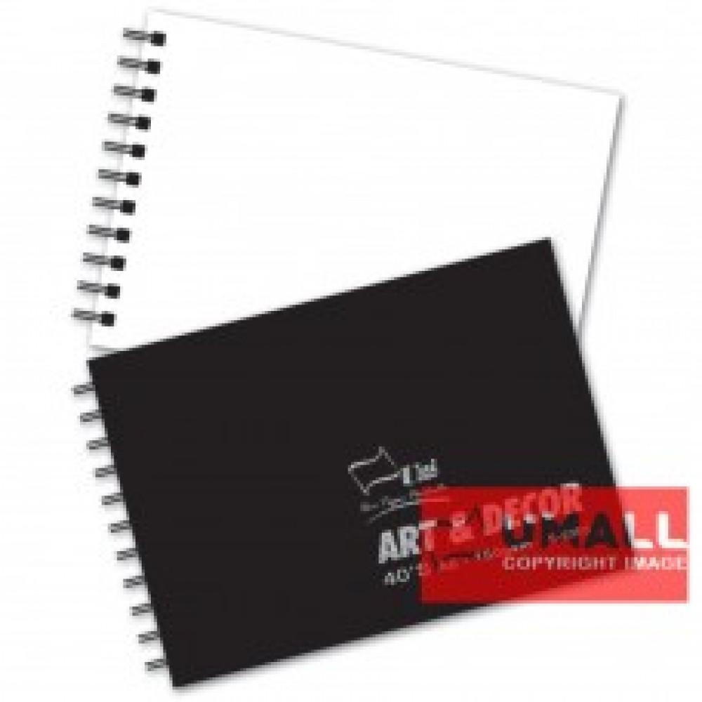 UNI ART & DECOR 150G A6-40'S (S2358)