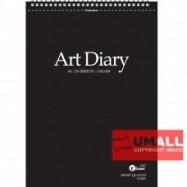 image of UKAMI ART DIARY 135G A4-20'S (S2357)
