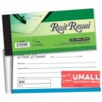 "UNI RESIT RASMI 3.5"" X 8"" 45's X 2ply (S5050) 10 IN 1"