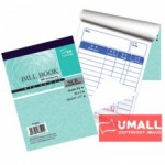 "UNI BILL BOOK NCR 2 PLY X 30'S 3.5"" X 5"" (S-3522) 10 FOR"