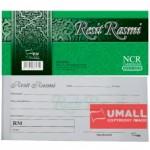 UNI RESIT RASMI NCR 2 PLY X 50'S (SR-6161) 10 IN 1