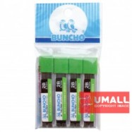 image of BUNCHO PENCIL LEAD 0.7MM (4 IN 1)
