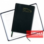UNI PVC PERSONAL DATA NOTE BOOK S-303