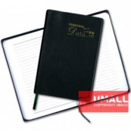 image of UNI PVC PERSONAL DATA NOTE BOOK S-303