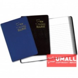 image of UNI PVC NOTE BOOK B7 (S-505) 2 FOR