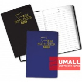 image of UNI PVC NOTE BOOK A6 S-909
