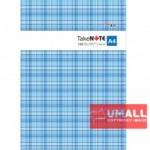 UNI PVC COVER NOTE BOOK A4-160P (SNB-7160)