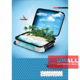 image of UNI QUALITY NOTE BOOK A4-80P (SNB4005) 2 FOR