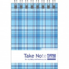image of UKAMI RING NOTE BOOK A7 (S3382)