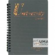 image of UNI UNIVERSITY NOTE BOOK B6 (5 SUBJECT) S-5721