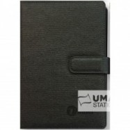 image of UKAMI PVC EXECUTIVE PERSONAL NOTE BOOK A5 (S-8301)