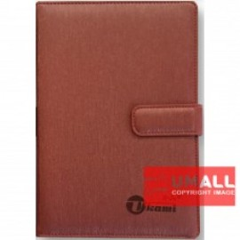 image of UKAMI PVC EXECUTIVE PERSONAL NOTE BOOK A5 (S-8302)