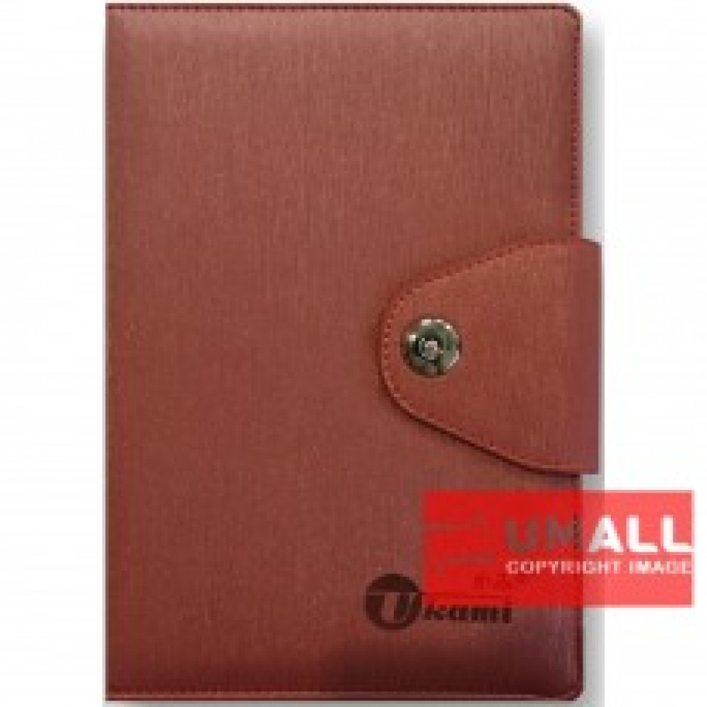 UKAMI PVC EXECUTIVE PERSONAL NOTE BOOK A5 (S-8303)