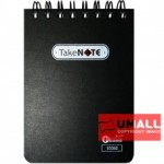 UKAMI RING NOTE BOOK A7 (S3352) 2 FOR