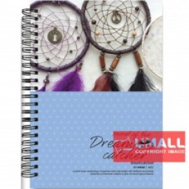 image of UKAMI RING NOTE BOOK 70GSM A5-120'S (S6387)