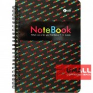 image of UKAMI RING NOTE BOOK A5 CYBER (S6388)