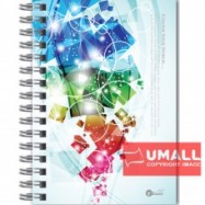 image of UKAMI RING NOTE BOOK A6 (S6525)